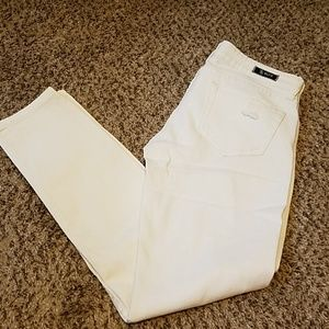 STS Blue white jeans
